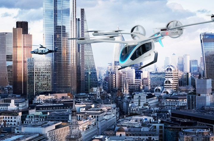 hello to halo our groups new urban mobility provider Airplane GEEK Hello to Halo: Our group's new urban mobility provider