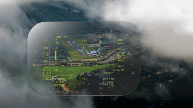 history faa approves first small plane hud how it happened and what it means Airplane GEEK History: FAA Approves First Small-Plane HUD. How It Happened And What It Means.