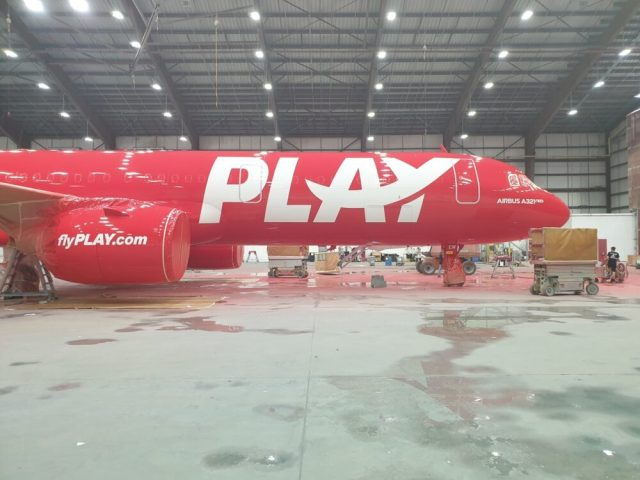 icelandic carrier play reveals stunning airbus a321neo 1 Airplane GEEK Icelandic Carrier PLAY Reveals Stunning Airbus A321neo