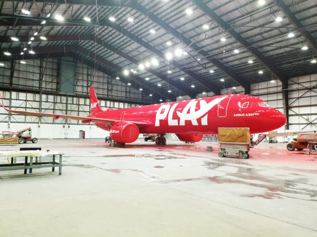 icelandic carrier play reveals stunning airbus a321neo Airplane GEEK Icelandic Carrier PLAY Reveals Stunning Airbus A321neo