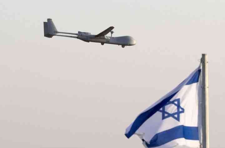 israel says used airborne laser to down drones Airplane GEEK Israel says used 'airborne laser' to down drones