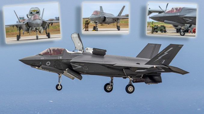 italian british f 35b jets carry out austere runway ops during expeditionary event on pantelleria island Airplane GEEK Italian, British F-35B Jets Carry Out Austere Runway Ops During Expeditionary Event On Pantelleria Island