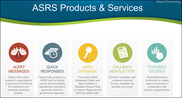 ASRS Products and Services