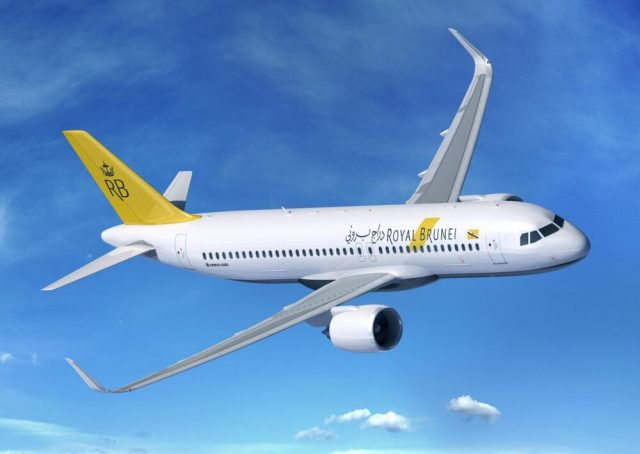 royal brunei converts an a320neo as austrian ditches its makeshift freighters Airplane GEEK Royal Brunei Converts An A320neo As Austrian Ditches Its Makeshift Freighters