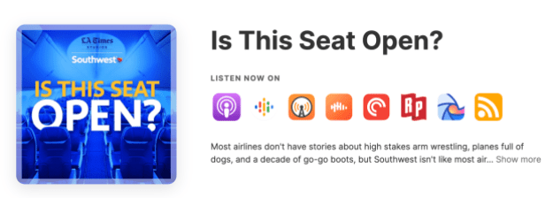 southwest airlines celebrates 50 years with a special podcast series 2 Airplane GEEK Southwest Airlines celebrates 50 Years with a special podcast series