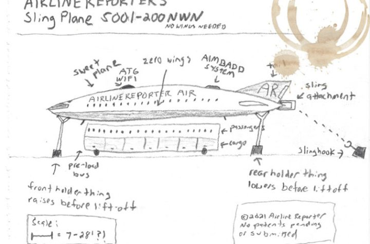 the future of airline travel the slingplane 5001 200nwn Airplane GEEK The Future of Airline Travel: The SlingPlane 5001-200NWN