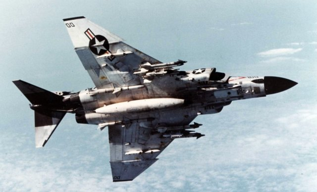 Why You Need to Respect the McDonnell Douglas F-4 Phantom II Fighter   The National Interest