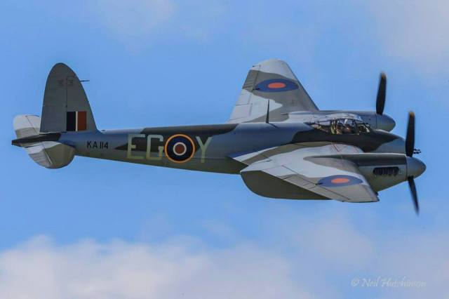 what made the mosquito fighter bomber so special we spoke to bill ramsey from the peoples mosquito 4 Airplane GEEK What made the Mosquito fighter-bomber so special? We spoke to Bill Ramsey from the People's Mosquito