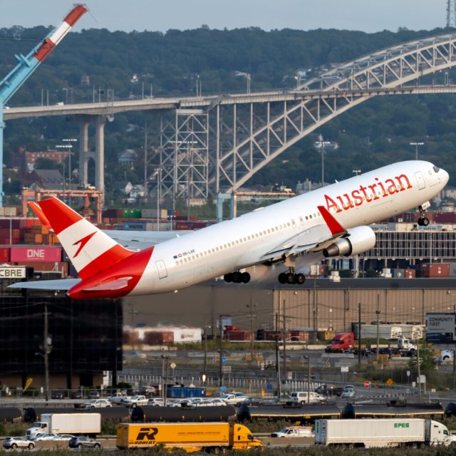 where did austrian airlines target its boeing 767 operations 1 Airplane GEEK Where Did Austrian Airlines Target Its Boeing 767 Operations?