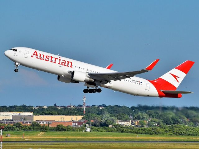 where did austrian airlines target its boeing 767 operations Airplane GEEK Where Did Austrian Airlines Target Its Boeing 767 Operations?