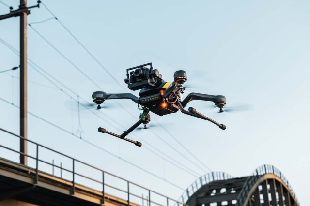 acecore technologies launches the zoe zetona a new commercial drone that puts the payload upfront Airplane GEEK Acecore Technologies launches the Zoe Zetona- a new commercial drone that puts the payload upfront