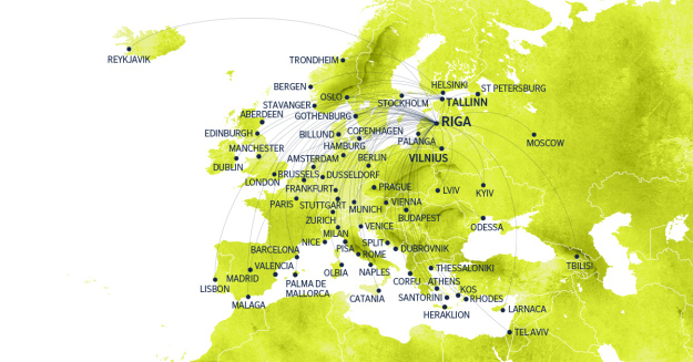 airbaltic launches flights to manchester and edinburgh 2 Airplane GEEK airBaltic launches flights to Manchester and Edinburgh