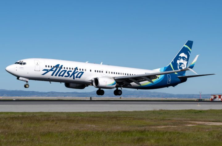 alaska airlines notches 77 load factor in the second quarter Airplane GEEK Alaska Airlines Notches 77% Load Factor In The Second Quarter
