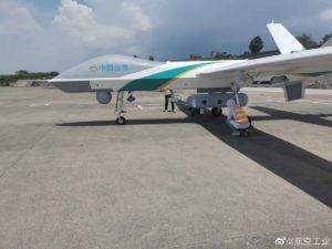 china deploys drone to restore communications during flood disaster Airplane GEEK China Deploys Drone to Restore Communications During Flood Disaster