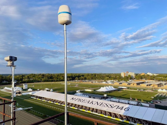 dedrone protects preakness 146 from drone threats Airplane GEEK Dedrone Protects Preakness 146 from Drone Threats