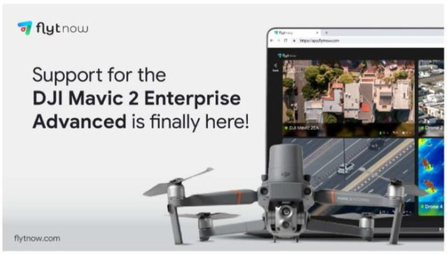 drone in a box automation software flytnow announces support for dji mavic 2 enterprise advanced Airplane GEEK Drone-in-a-Box automation software FlytNow announces support for DJI Mavic 2 Enterprise Advanced