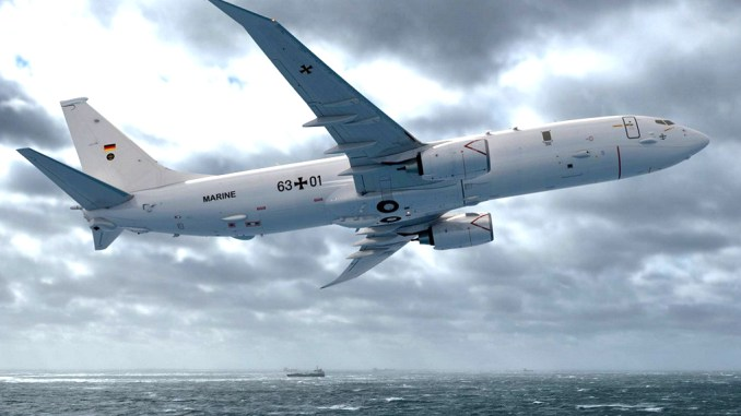germany signs deal to purchase five p 8a poseidon maritime patrol aircraft Airplane GEEK Germany Signs Deal To Purchase Five P-8A Poseidon Maritime Patrol Aircraft