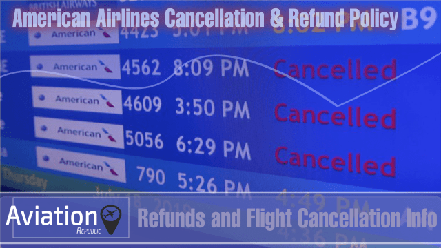 How do I cancel an American Airlines flight? What is the procedure: All you need to know