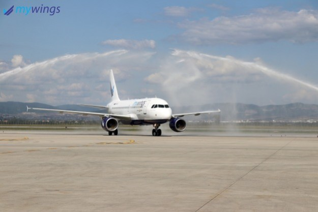 mywings starts using a trade air airbus a319 2 Airplane GEEK MyWings starts using a Trade Air Airbus A319