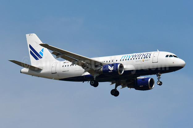 mywings starts using a trade air airbus a319 Airplane GEEK MyWings starts using a Trade Air Airbus A319