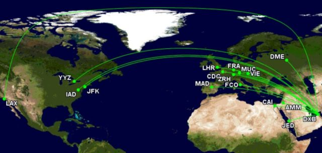 only 22 routes where the airbus a380 is flying this week 3 Airplane GEEK Only 22 Routes: Where The Airbus A380 Is Flying This Week