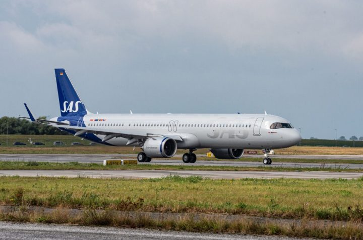 sas expands us flying this fall including airbus a321lr debut Airplane GEEK SAS Expands US Flying This Fall Including Airbus A321LR Debut