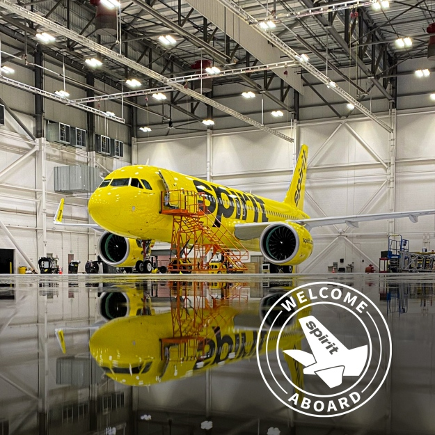 spirit airlines loses 287 9 million in the second quarter will fly to tegucigalpa 1 Airplane GEEK Spirit Airlines loses $287.9 million in the second quarter, will fly to Tegucigalpa