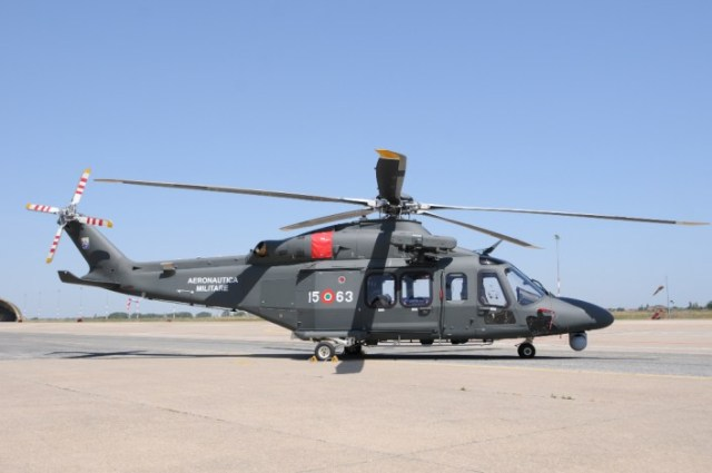 the italian air force unveils first hh 139a helicopter in special color scheme 5 Airplane GEEK The Italian Air Force Unveils First HH-139A Helicopter In Special Color Scheme