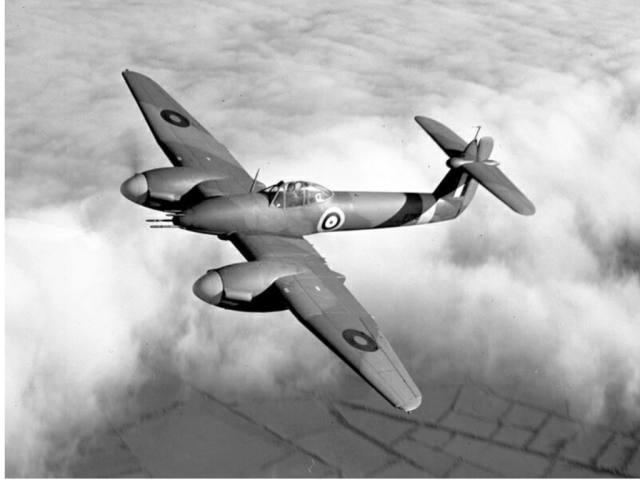 the westland whirlwind fighter by al pub landlord murray Airplane GEEK The Westland Whirlwind Fighter by Al 'Pub Landlord' Murray