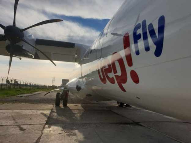 uep fly starts operations today in the balearic islands 3 Airplane GEEK Uep! Fly starts operations today in the Balearic Islands