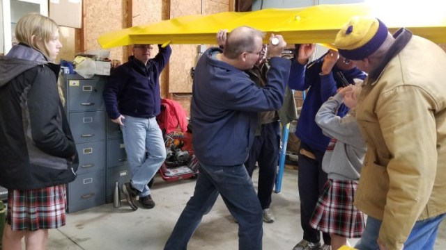 what our members are building restoring ohio piper j 3 cub 2 Airplane GEEK What Our Members Are Building/Restoring — Ohio Piper J-3 Cub