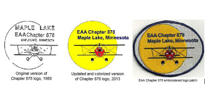 EAA Chapter 878 Patch
