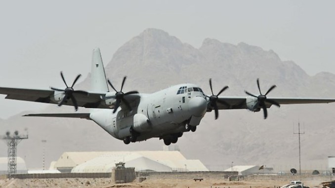 despite some media reports shots fired at kabul airport were not aiming italian c 130j Airplane GEEK Despite Some Media Reports Shots Fired At Kabul Airport Were Not Aiming Italian C-130J