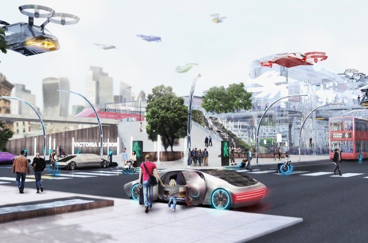 flying taxis and short haul plane journeys powered by hydrogen how the future of flight could look in 2030 Airplane GEEK Flying taxis and short haul plane journeys powered by hydrogen: how the future of flight could look in 2030