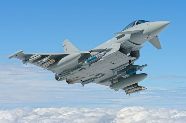 multi million pound investment in typhoon advances combat air capability Airplane GEEK Multi-Million Pound Investment in Typhoon Advances Combat Air Capability