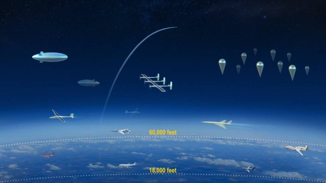 nasa working to bring air mobility vision to stratospheric heights Airplane GEEK NASA Working to Bring Air Mobility Vision to Stratospheric Heights