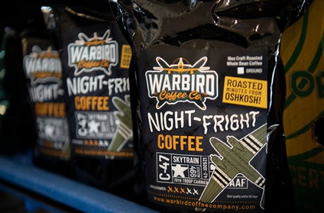 Night Fright Blend from Warbird Coffee Company