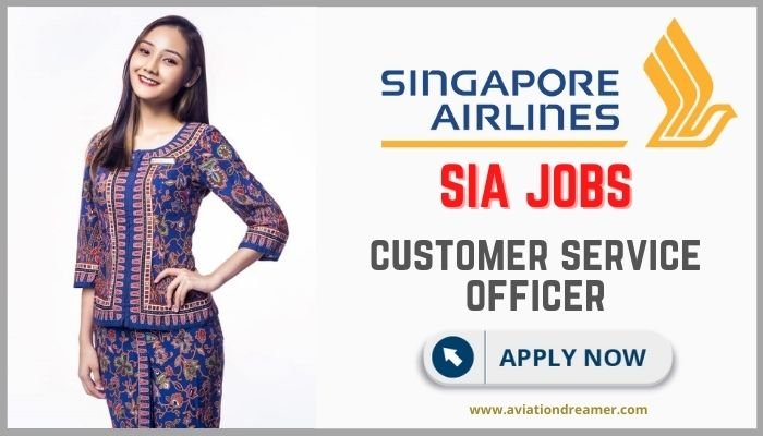sia jobs for freshers customer service officer apply now Airplane GEEK SIA Jobs for Freshers [Customer Service Officer] – Apply Now