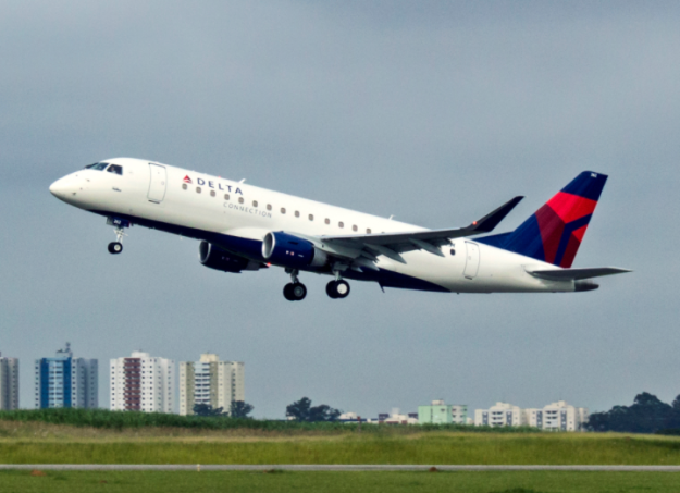 skywest adds 16 new e175s for the delta contract will replace 16 crj900s 1 Airplane GEEK SkyWest adds 16 new E175s for the Delta contract, will replace 16 CRJ900s