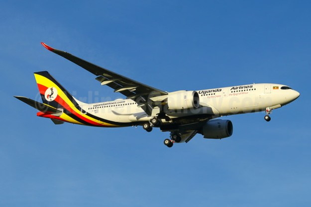 """""""Mt Elgon"""" - new Uganda Airlines' first Airbus A330-800"""