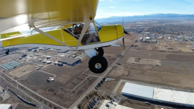 what our members are building restoring colorado kitfox model iii 3 Airplane GEEK What Our Members Are Building/Restoring — Colorado Kitfox Model III