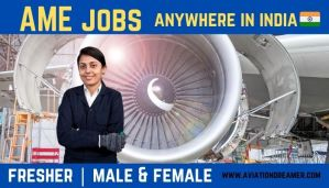 ame jobs in india freshers can apply online Airplane GEEK AME Jobs in India [Freshers Can Apply Online]