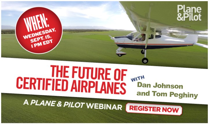 crystal ball time the future of small planes webinar Airplane GEEK Crystal Ball Time: The Future of Small Planes Webinar