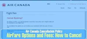 how to cancel an air canada flight booking reservations aviationrepublic Airplane GEEK How to Cancel an Air Canada Flight Booking & Reservations – Aviationrepublic