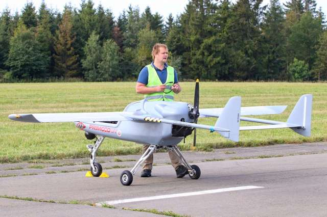 testing of the czech primoco uav one 150 for the czech army Airplane GEEK Testing of the Czech Primoco UAV One 150 for the Czech Army