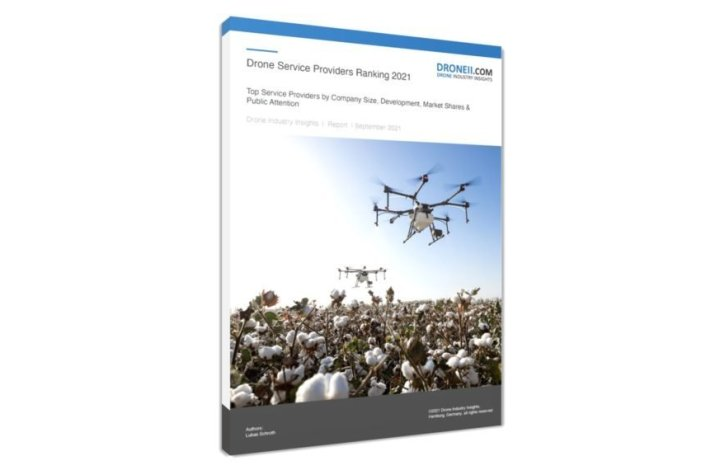 top drone service providers 2021 drone industry insights newest report Airplane GEEK Top Drone Service Providers 2021: Drone Industry Insights' Newest Report