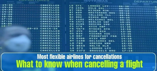 What to Know When Canceling a Flights to and from USA: Travel experts Tips