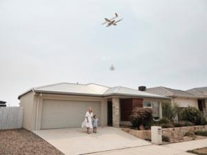 wing drone delivery 100000 deliveries and happy customers video 1 Airplane GEEK Wing Drone Delivery: 100,000 Deliveries and Happy Customers [VIDEO]