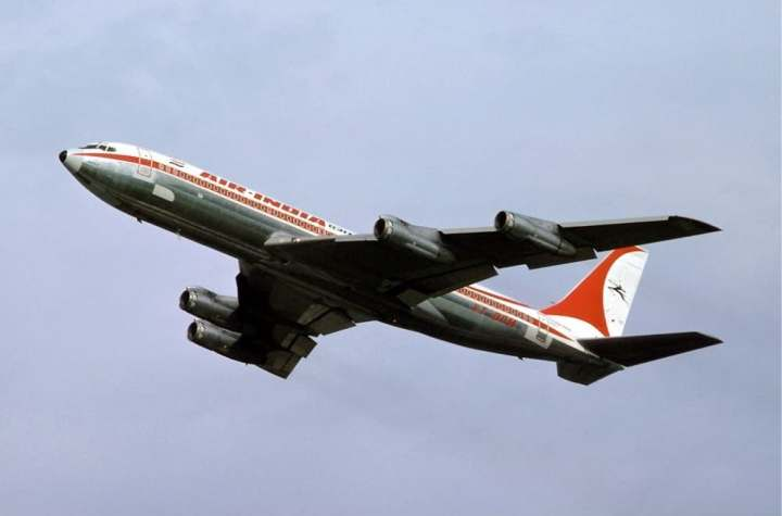 boeing 707 air india was the 1st asian airline to enter the jet age Airplane GEEK Boeing 707: Air India Was The 1st Asian Airline To Enter The Jet Age