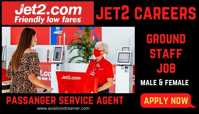 jet2 careers for airport passenger service agent Airplane GEEK Jet2 Careers for Airport Passenger Service Agent